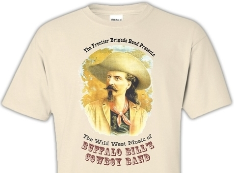 Buffalo Bill's Cowboy Band T Shirt