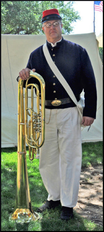 The Frontier Brigade Band